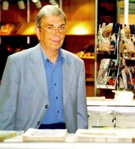 Frankfurter Buchmesse Oktober 1995