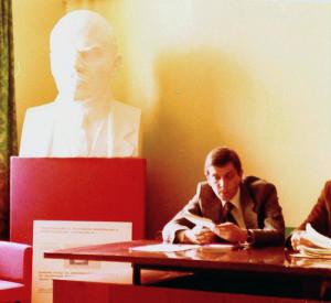 1979 Moskau: Gespräch in der Akademie der Pädagogischen Wissenschaften